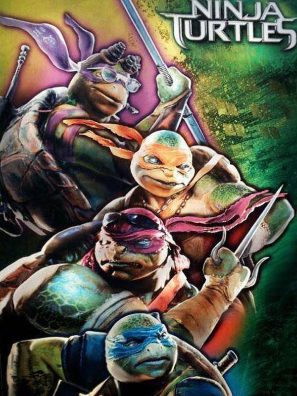 忍者神龜:變種時代