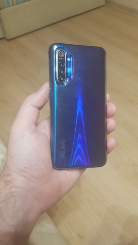 Smartphone realme XT ru 8 + 128 GB quad camera 64 MP, Snapdragon 712 fast charge VOOC, NFC, official Russian warranty|Cellphones|   - AliExpress