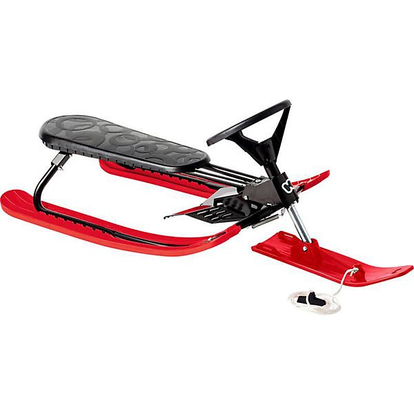 Snow Hamax Downhill, Black And Red