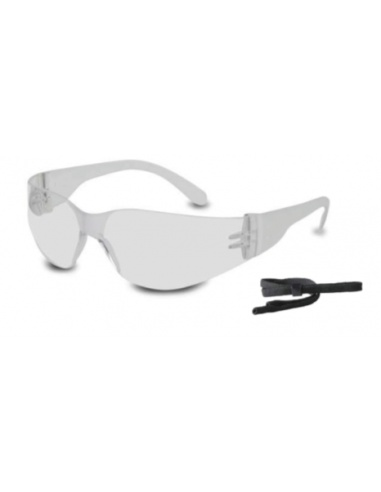 149.01 ATOPE Protection Glasses IMPACT PC Colorless + Lace