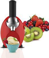 Sogo SS 5245 Refrigerator  ice cream machine  Machine dessert fruit frost 150 W  with Book recipe  Ice Healthy|Ice Cream Makers|   -