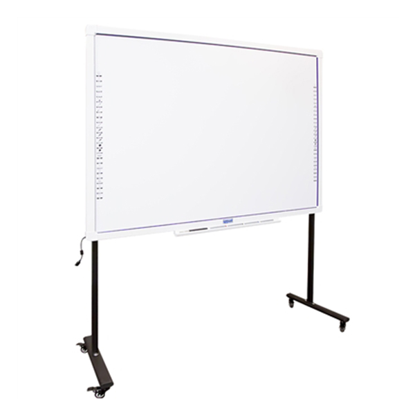 Interactive Whiteboard + Stand With Wheels Iggual MPRPIZ0054 IGG314371+IGG314364 86