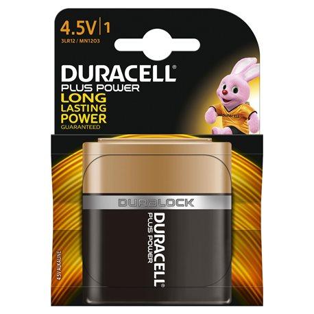 ALKALINE Battery 3LR12 4,5V POWER PLUS DURACELL