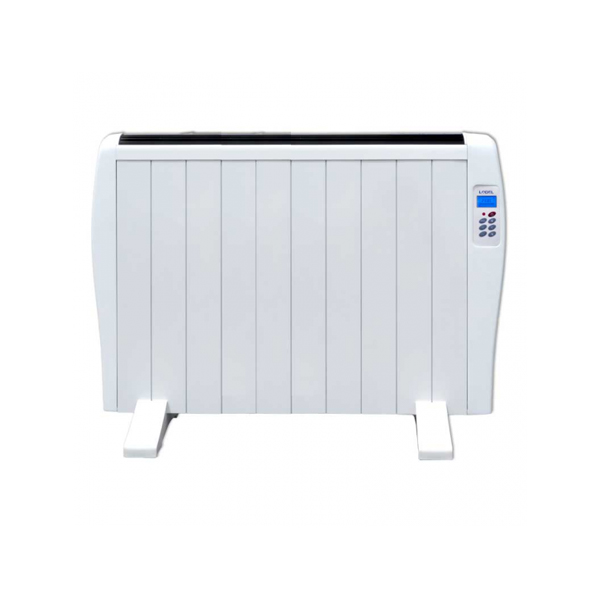 Digital Dry Thermal Electric Radiator (10 Chamber) Lodel RA10 1500W White