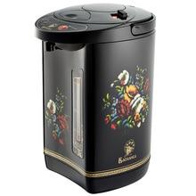 Чайник-термос электрический ВАСИЛИСА ТП5-900, 4,5 л, 900 Вт, черный