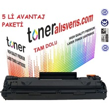 Paintter Hp Q 2612A 5Li Package-1010 1012İ 1015 1018 1020 102 427270120