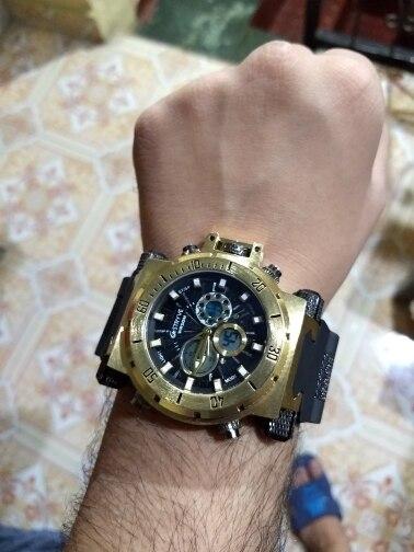 -- Relógio Homens Stryve
