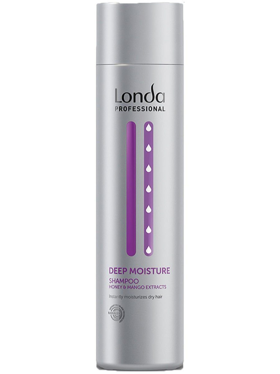 Londa Professional Moisturizing Shampoo Deep Moisture, 250 Ml