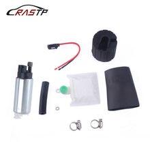Rastp-walbro 255lph pompa paliwa HP GSS341 i zestaw instalacyjny 90-93 Integra 88-91 Civic CRX RS-FP006