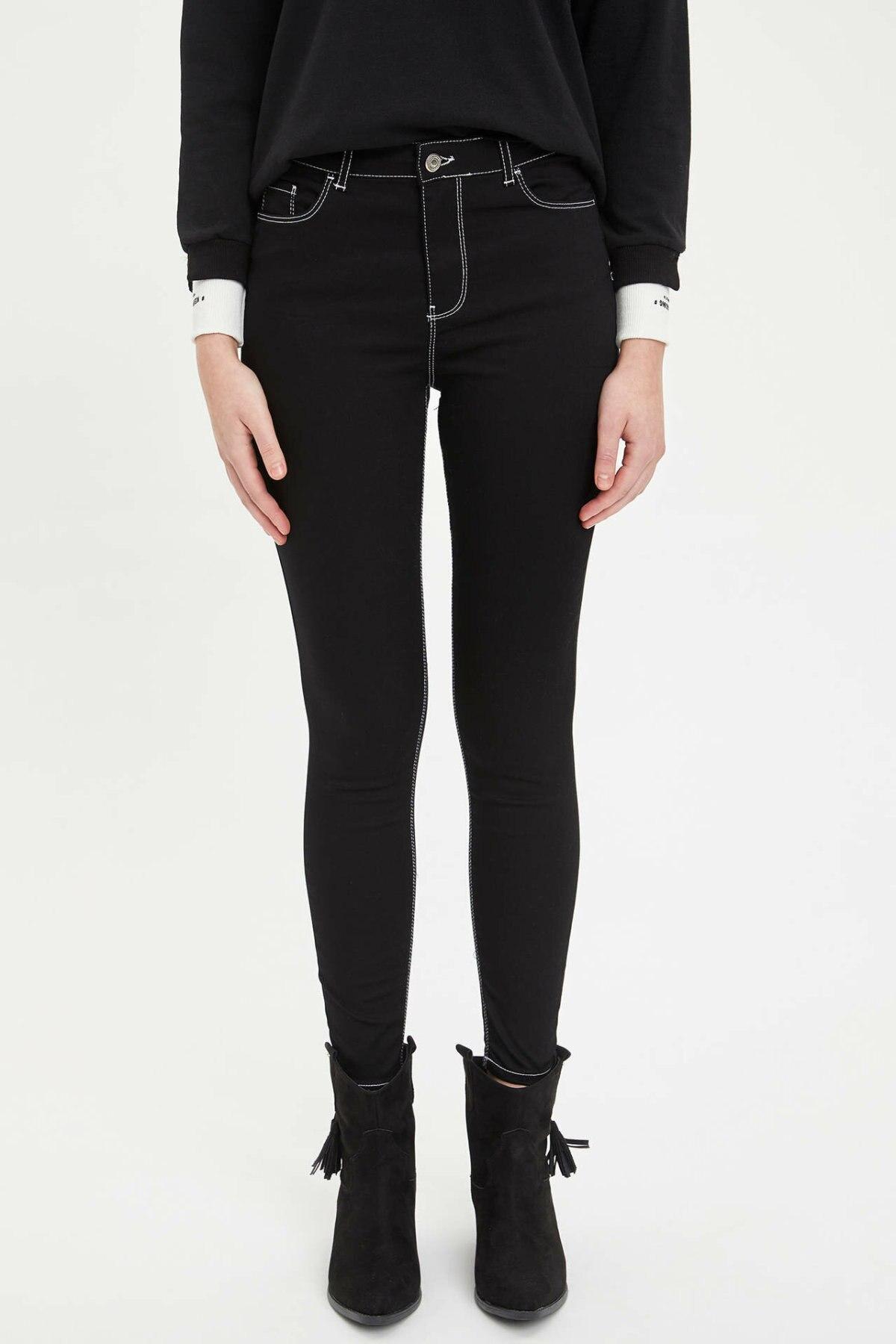 DeFacto Woman Trousers-K6282AZ18WN