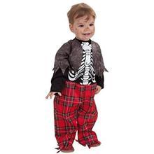 Halloween-Costume for Baby Child Zombie School
