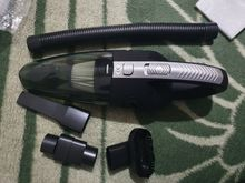 Oh, great. The vacuum cleaner is good, I get well of time, what takes a little while is th