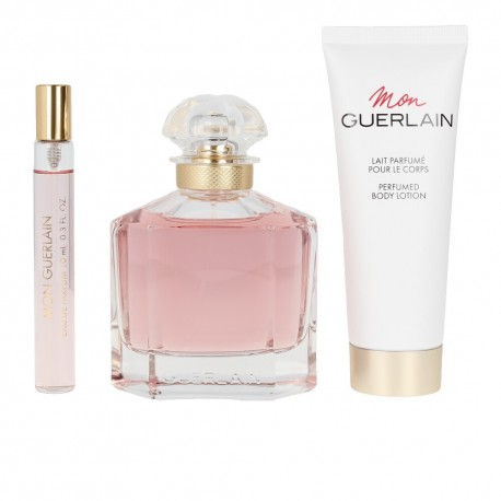 MON GUERLAIN EDP 100ML SPRAY + BODY LOTION 75ML + EDP 10ML