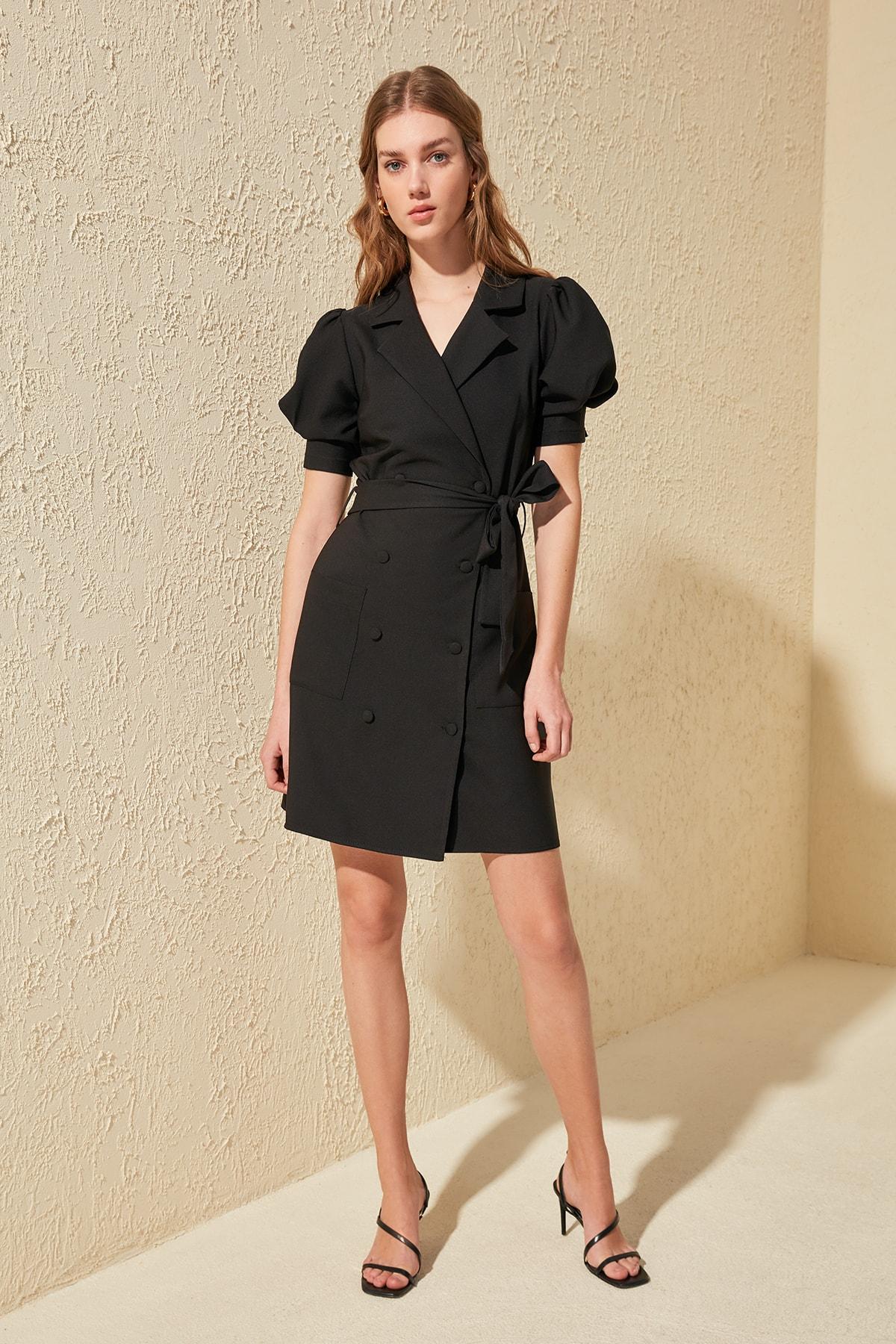 Trendyol Gusset Dress TWOSS20EL0236