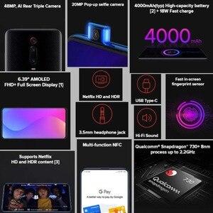Image 5 - Wersja globalna Xiaomi Mi 9T 64GB ROM 6GB RAM (fabrycznie nowe/uszczelnione) Mi 9t, mi9t, mi 9, mi9 Smartphone Mobile