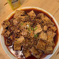 改良版自创麻婆豆腐的做法图解5