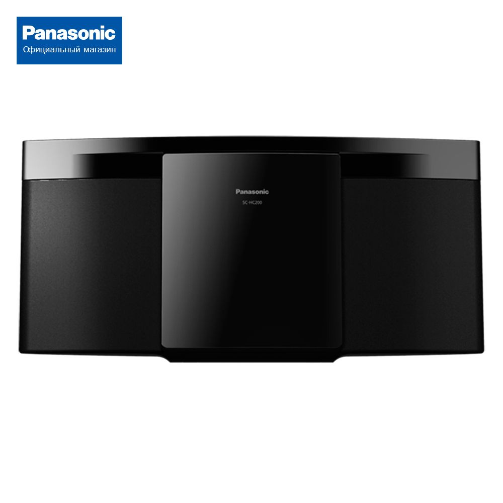 лучшая цена Микросистема Panasonic SC-HC200EE-K