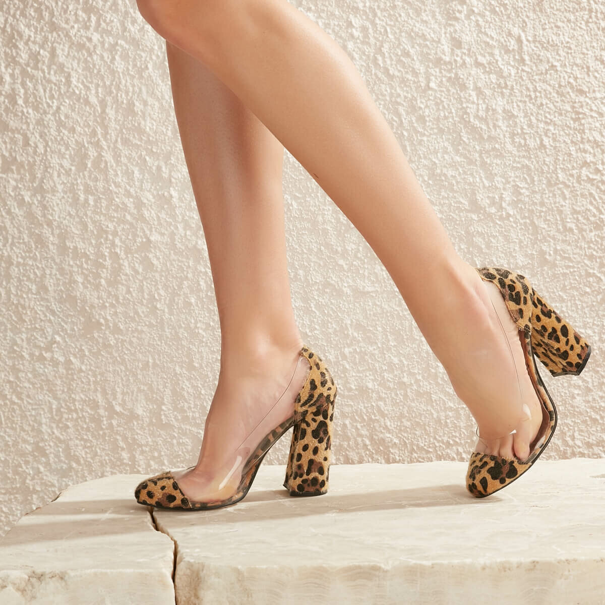 FLO PAPY89Z SKIN Leopard Women Shoes BUTIGO