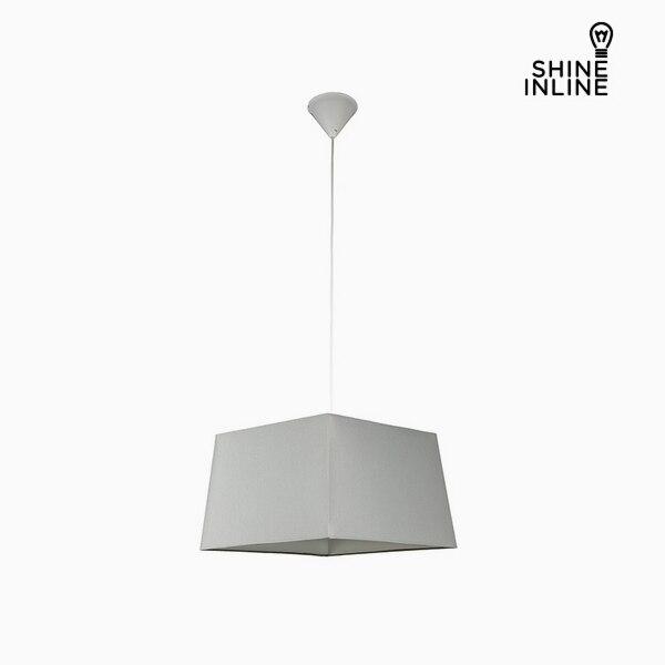 Işıklar ve Aydınlatma'ten Kolye ışıkları'de Tavan açık gri (40x30x25 cm) parlaklık Inline title=
