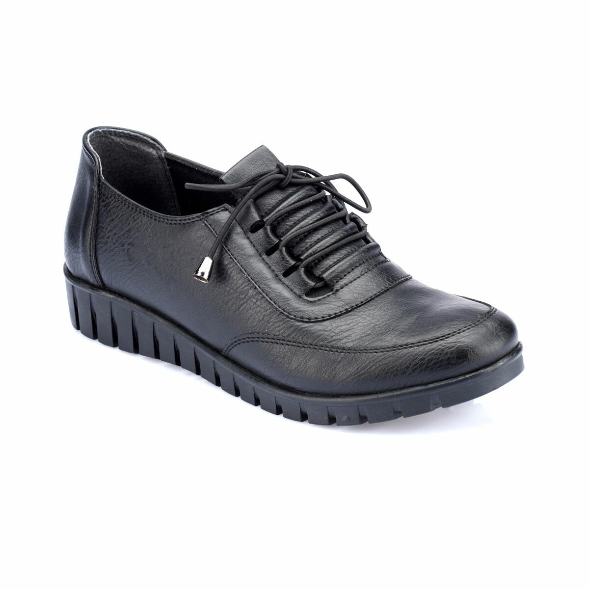 FLO 82.156975.Z Black Women Shoes Polaris