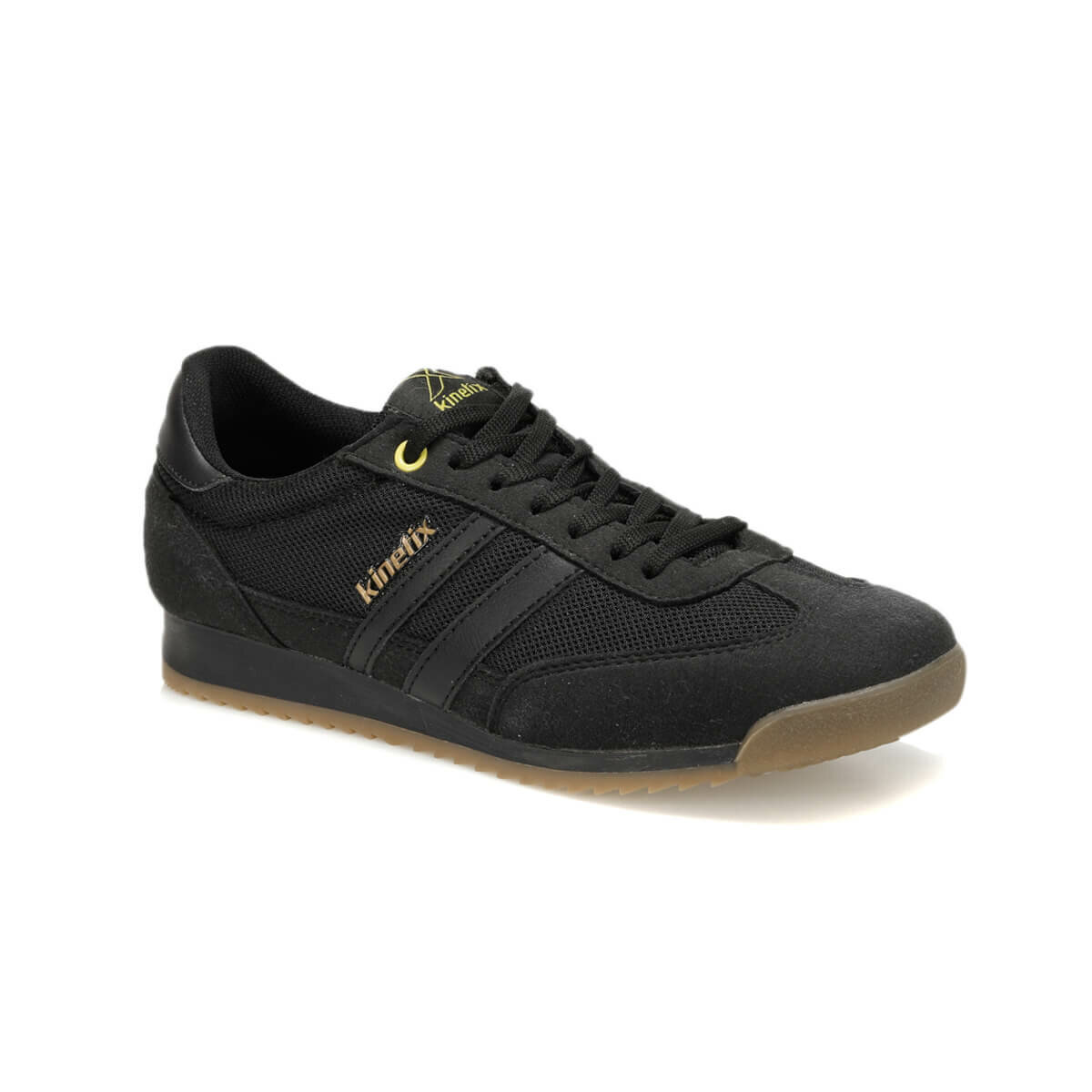 FLO HALLEY M Black Men 'S Sneaker Shoes KINETIX