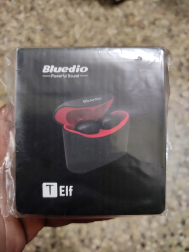 Bluedio T elf mini TWS earbuds Bluetooth 5.0 Sports Headset Wireless Earphone with charging box for phones-in Phone Earphones & Headphones from Consumer Electronics on AliExpress