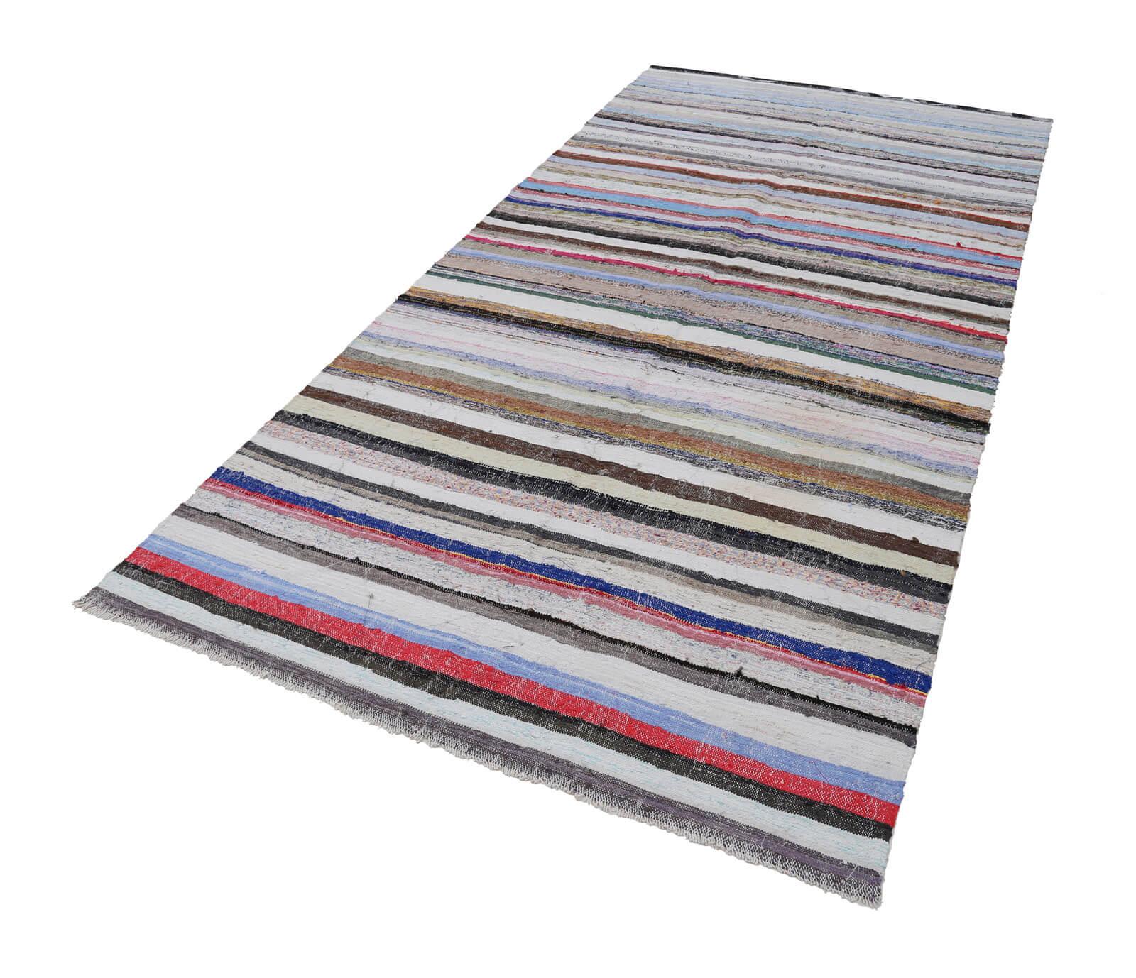 156x319 Cm Beige Handmade Anatolian Rugs Rug-5x10 Ft
