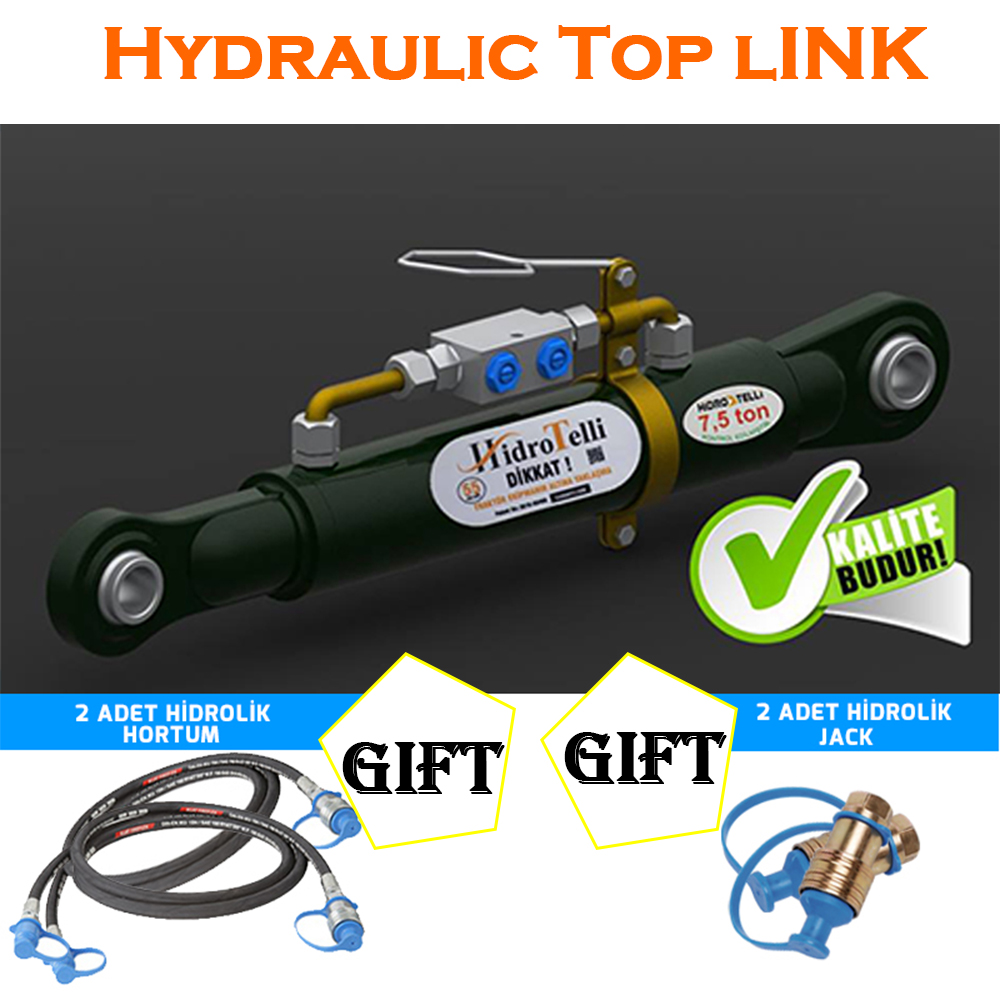 Hidrotelli Tractor Top Link,top Link Parts,Hydraulic Top Link,tractor Accessory,agricultural Machinery,agriculture Hydraulic