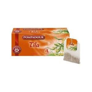 Tila 25 sachets 100% natural, Pompadour