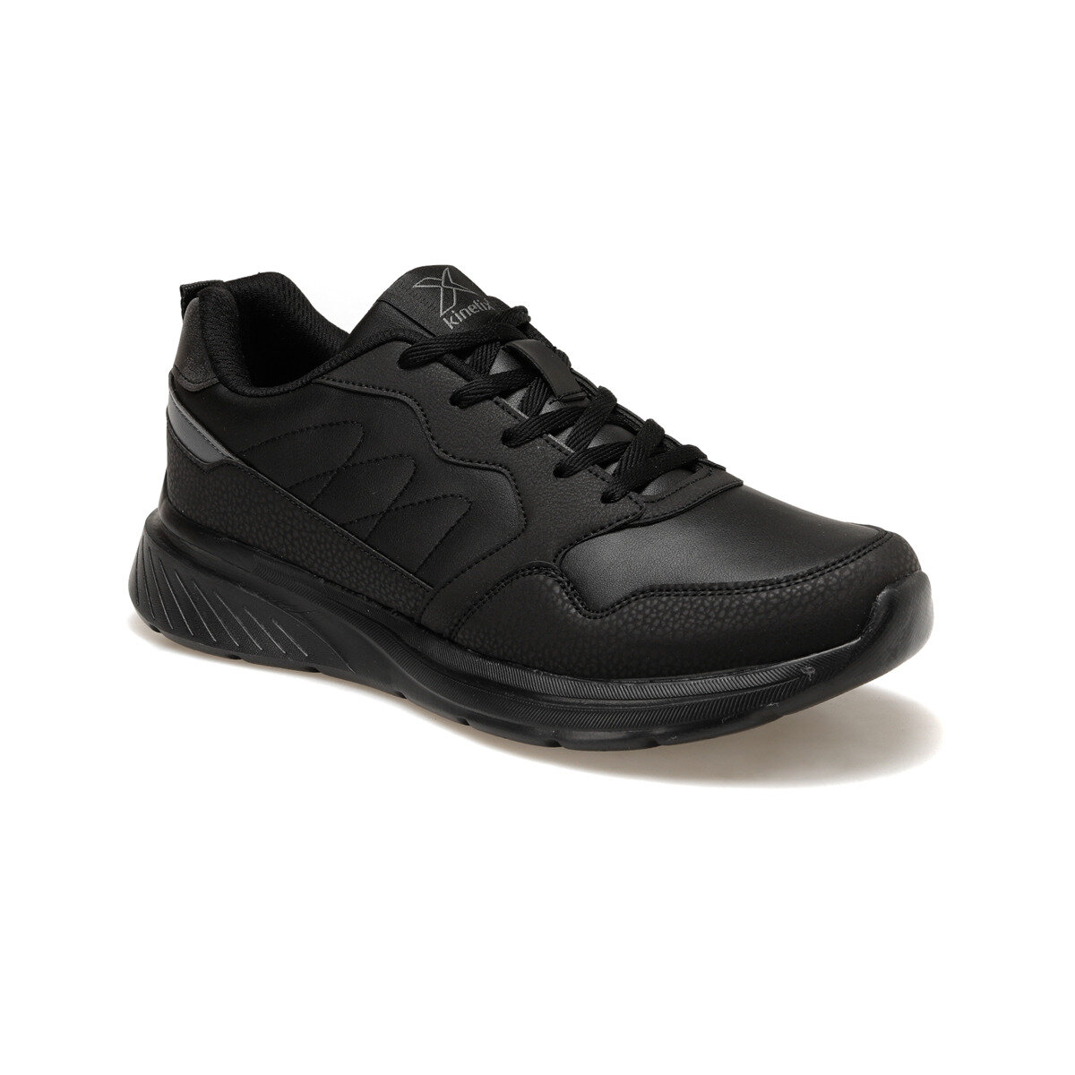 FLO PACO 9PR Black Men 'S Comfort Shoes KINETIX