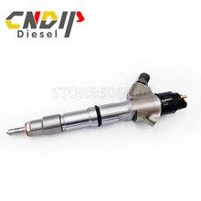 CNDIP 0 445 120 191 yüksek basınçlı enjektör 0445120191 Motor için Mahindra Akrep SUV 2.6