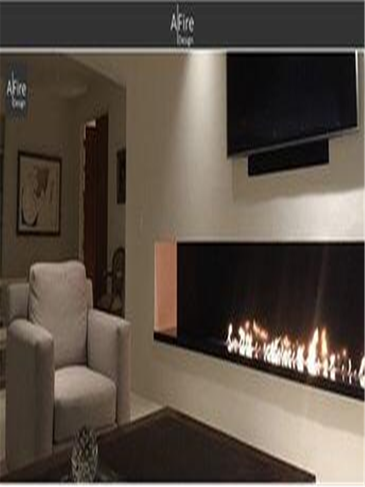 72  Inch Real Fire KNX Alexa Google Home Quemador Bioetanol With Intelligent Smart Automatic Function