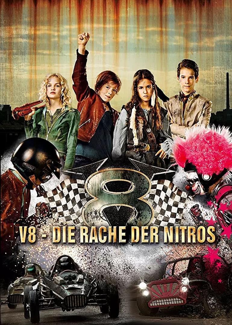 V8-尼特羅隊的復仇計劃