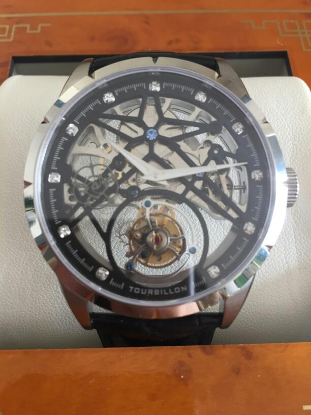 -- Original Tourbillon Relógio