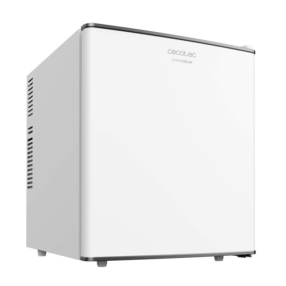 Cecotec Making Refrigerator Bar GrandCooler 10000 Silent White, From 46 L Capacity, Efficiency Energy A +, Thermoelectric Technology