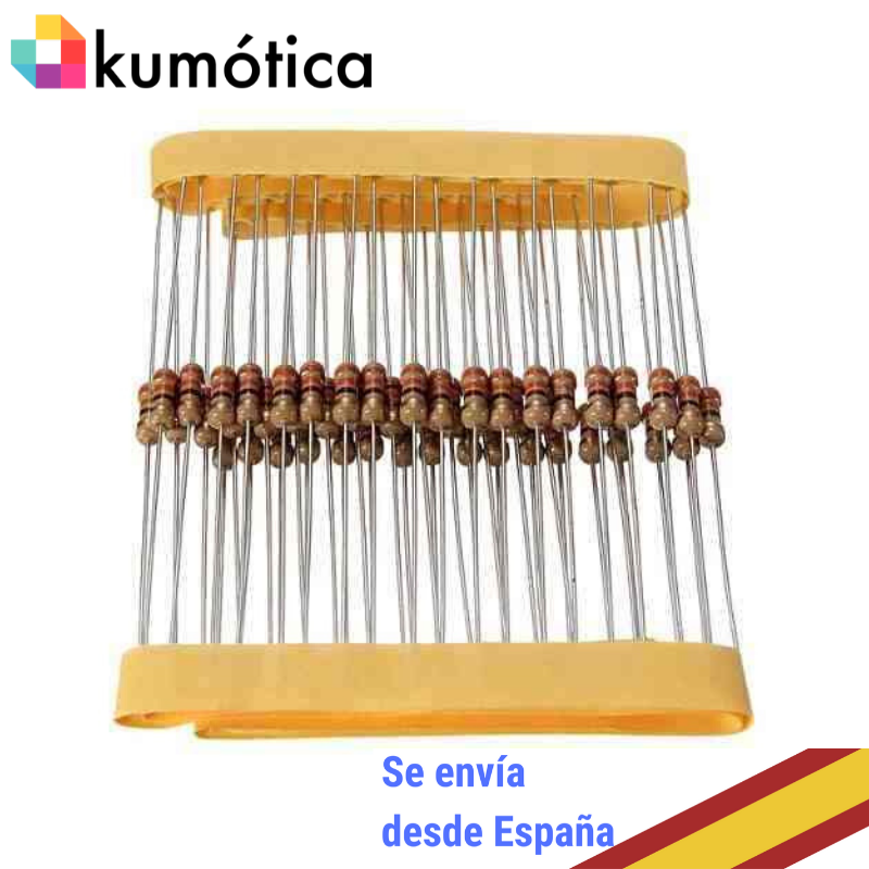 200 Pieces Resistencia Electronic Carbon 330 Ohm 1/4W For Arduino Projects