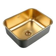 Мойка для кухни ZorG Sanitary SZR 5343 BRONZE(цвет бронза, нержавеющая сталь, габаритные размеры 535х430 мм