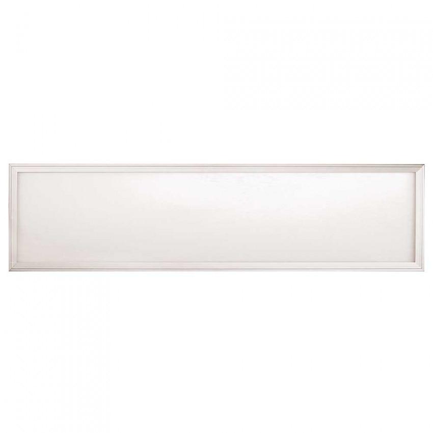 LED Panel Ultraslim Rectangular 36W 3200lm 1200x300mm 4000K 7hSevenOn