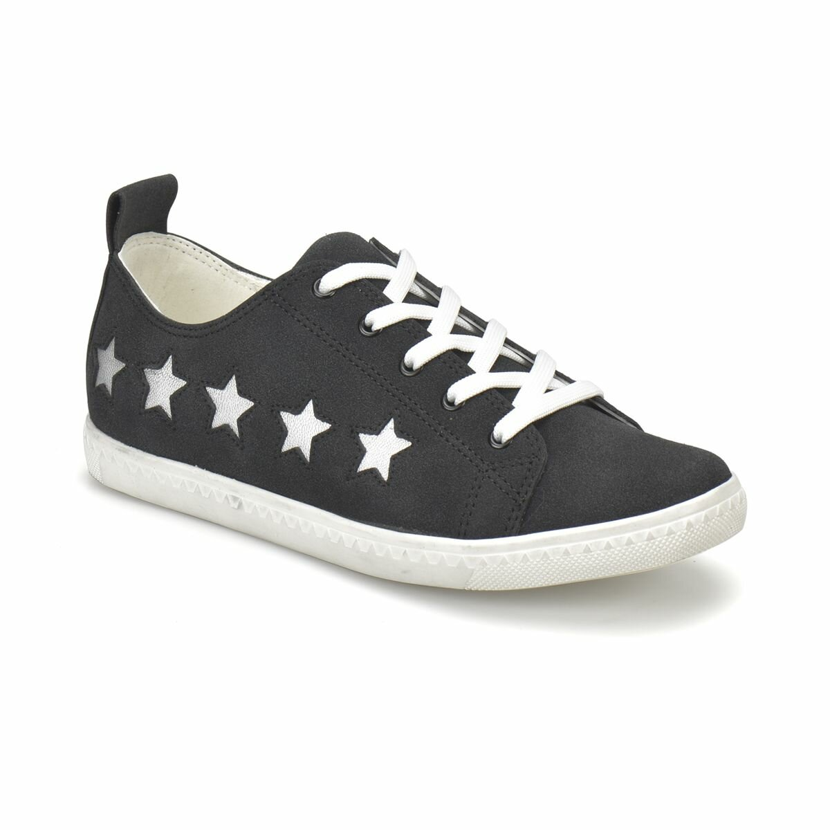 FLO CS18003 Black Women 'S Sneaker Shoes Art Bella