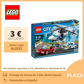 LEGO City 60138 Building Block Toy Compatible Legoing 3 IN 1 Police Helicopter Sports Car Educational Creative Gift for Children 190pcs police swat jeep car model building block toys enlighten 1110 educational figure gift for children compatible legoe