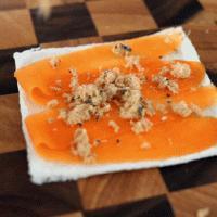 牛奶吐司卷的做法图解7