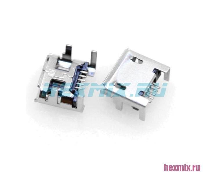 MC-002 Micro-USB Connector Type-B-4 PCs