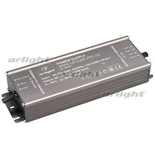 022929 Power Supply ARPV-LG12300-PFC-S2 (12 V, 25.0A, 300 W) ARLIGHT 1-pc