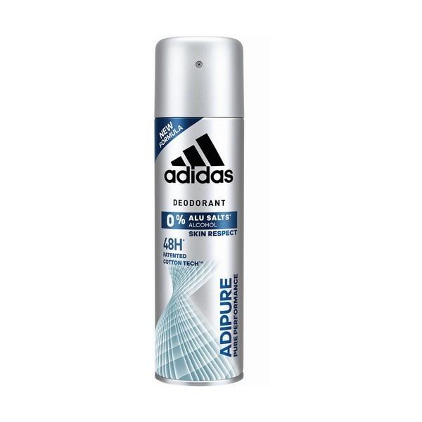 Spray Deodorant Adipure Adidas (150 Ml)