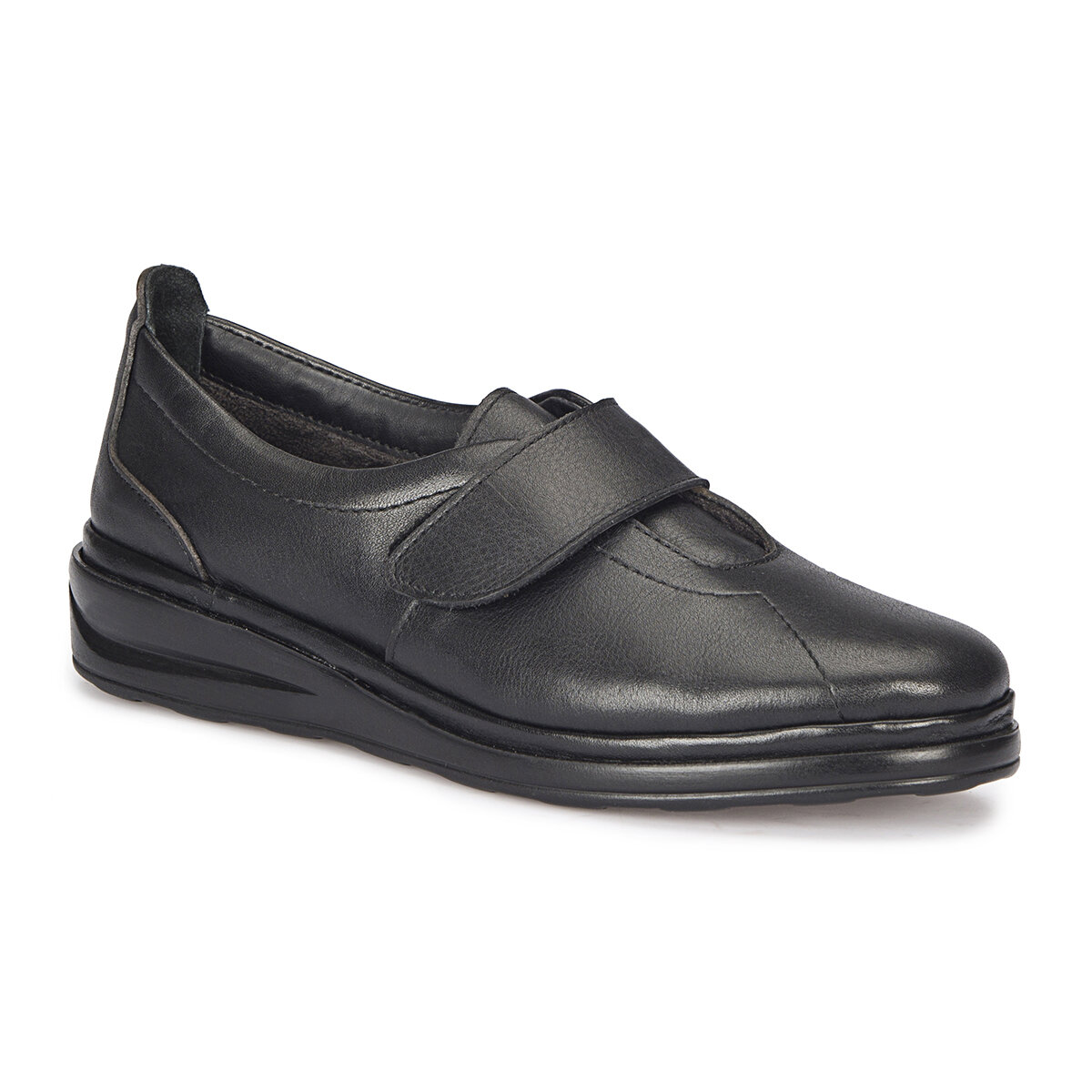 FLO 72. 110020.Z Black Women Shoes Polaris 5 Point