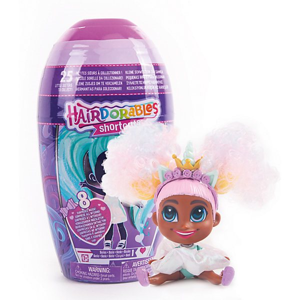 Surprise Doll Hairdorables