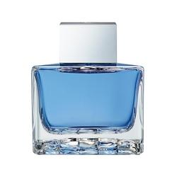 Perfume Antonio Banderas azul seducción hombres agua inodoro 50 ml