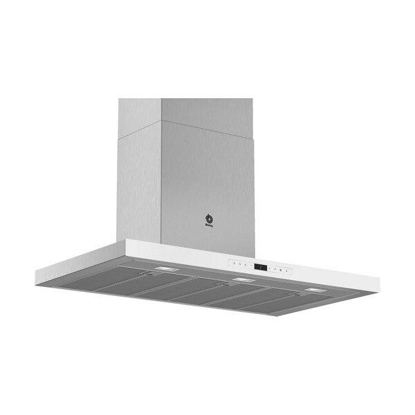 Conventional Hood Balay 3BC998HBC 90 Cm 843 M³/h 160W A+ White