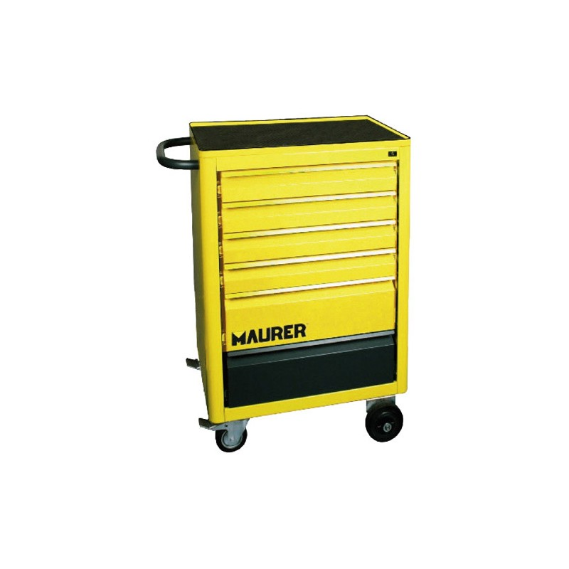 Tool Trolley Maurer Metal With Drawers