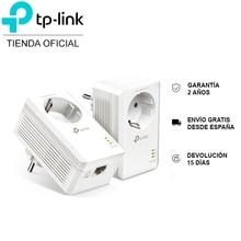 Starter-Kit Powerline-Adapter TP-LINK 1000 To Mbps Tl-Pa7017p-Kit Saving-Mode Speed-Up